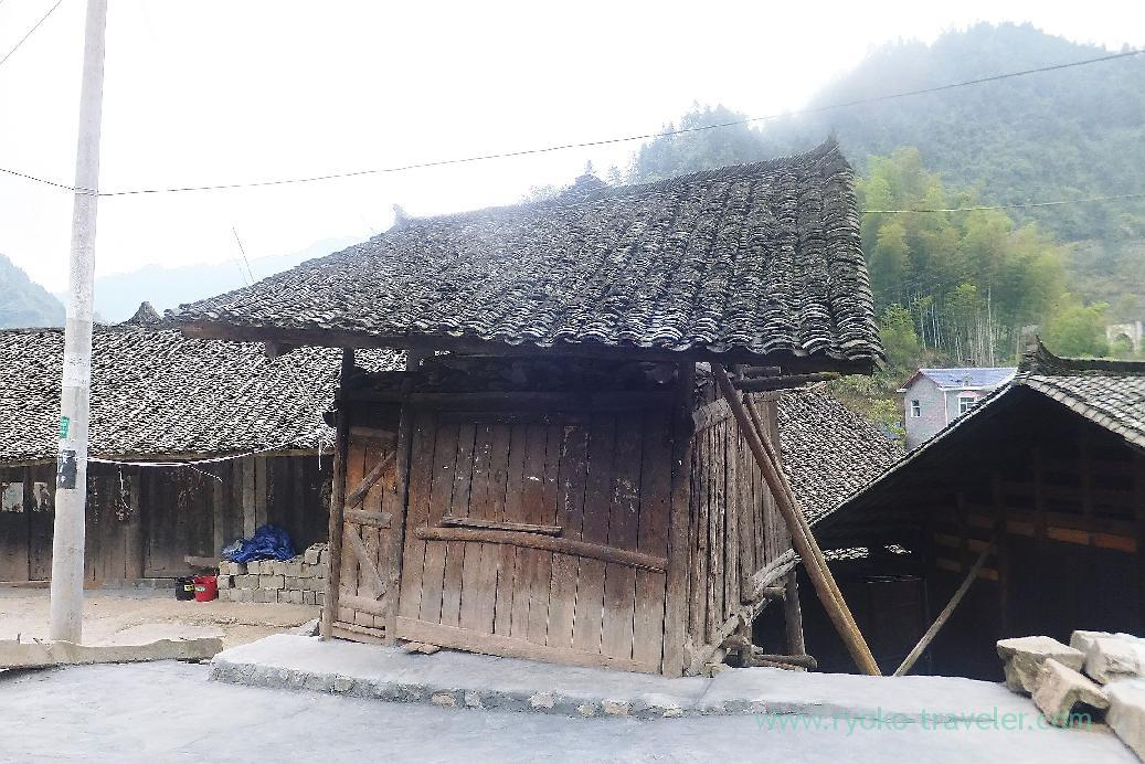 View4, Miao village (Zhang Jia Jie and Feng Huang of China 2015)