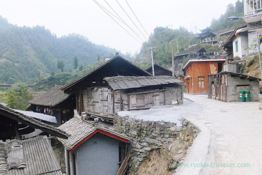 View6, Miao village (Zhang Jia Jie and Feng Huang of China 2015)