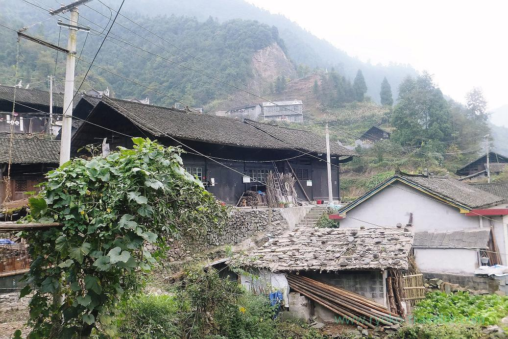 View7, Miao village (Zhang Jia Jie and Feng Huang of China 2015)