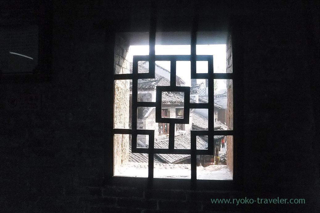 Window, Feng fuang old castle ,Feng fuang(Zhangjiajie and feng huang 2015)