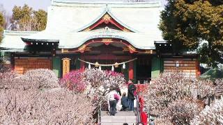 Kameido, Sengakuji : Kameidoten Jinja, Katori Jinja and Sengakuji