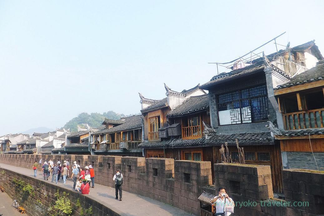 town1, Feng fuang old castle ,Feng fuang(Zhangjiajie and feng huang 2015)