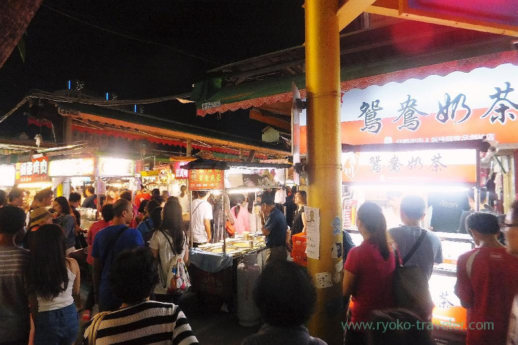Crowded3, Ruifeng night market, Kaohsiung Arena, Taiwan Kaohsiung 2015