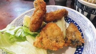 (Moved) Tsukiji Market : Deep fried oysters and cod soup at Yonehana (築地 米花)