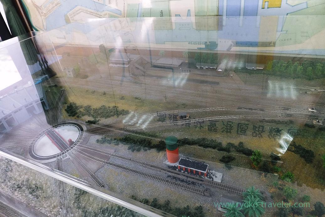Former railway, Takao railway museum, Yanchengpu, Kaohsiung, Taiwan Kaohsiung 2015