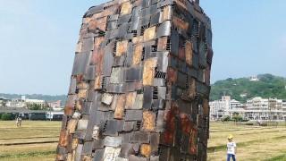 Kaohsiung 2015 : Love river, museum and Pier-2 center (愛河, 駁二藝術特区, 高雄市立歴史博物館)