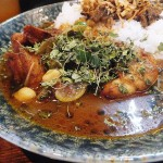 Iwamotocho : Unique curry of Curry no Toriko (カレーノトリコ)