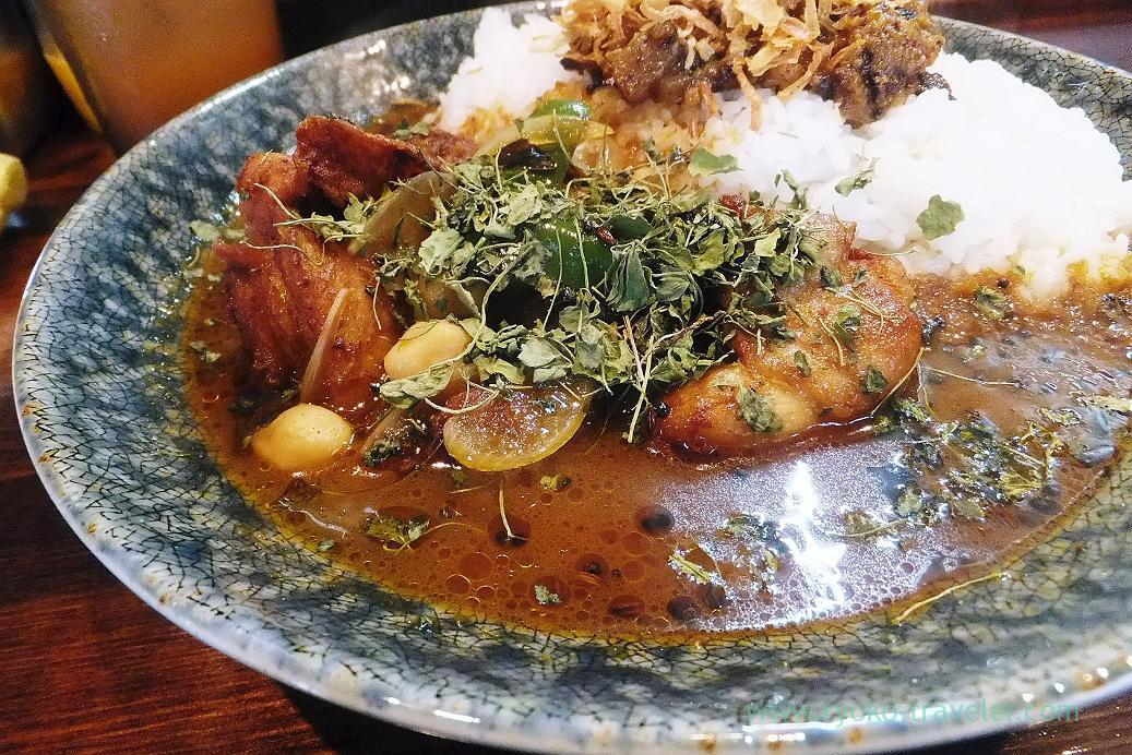 India-like curry, Curry no Toriko (Iwamotocho)