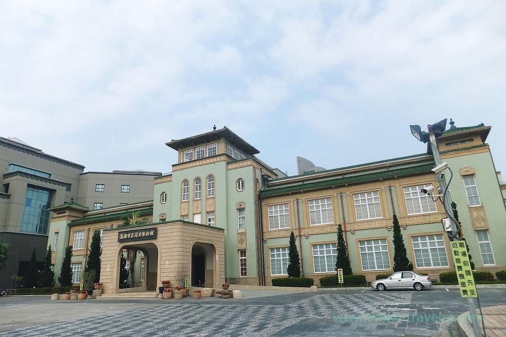 Kaohsiung museum of history, Yanchengpu, Kaohsiung, Taiwan Kaohsiung 2015