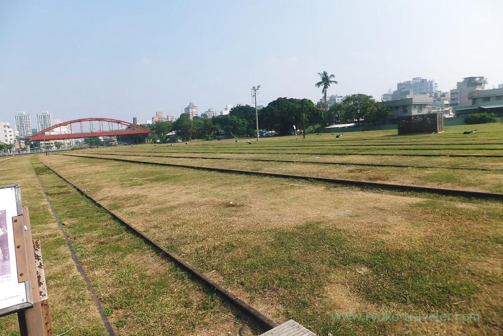 Old line, Pier2 Art center, Yanchengpu, Kaohsiung, Taiwan Kaohsiung 2015
