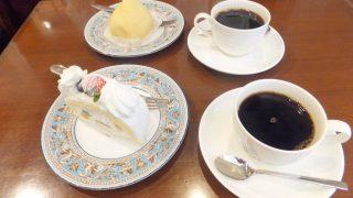 Hamacho : Cake shop close to Meijiza (東京洋菓子倶楽部)