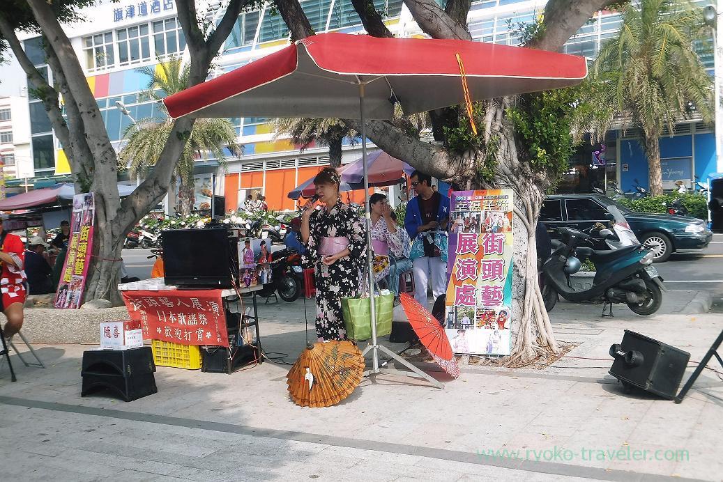 Teresa teng, Cijin main street, Cijin, Kaohsiung, Taiwan Kaohsiung 2015