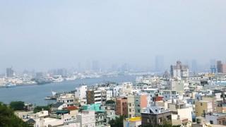 Kaohsiung 2015 : Fine view of Cijin (旗津)