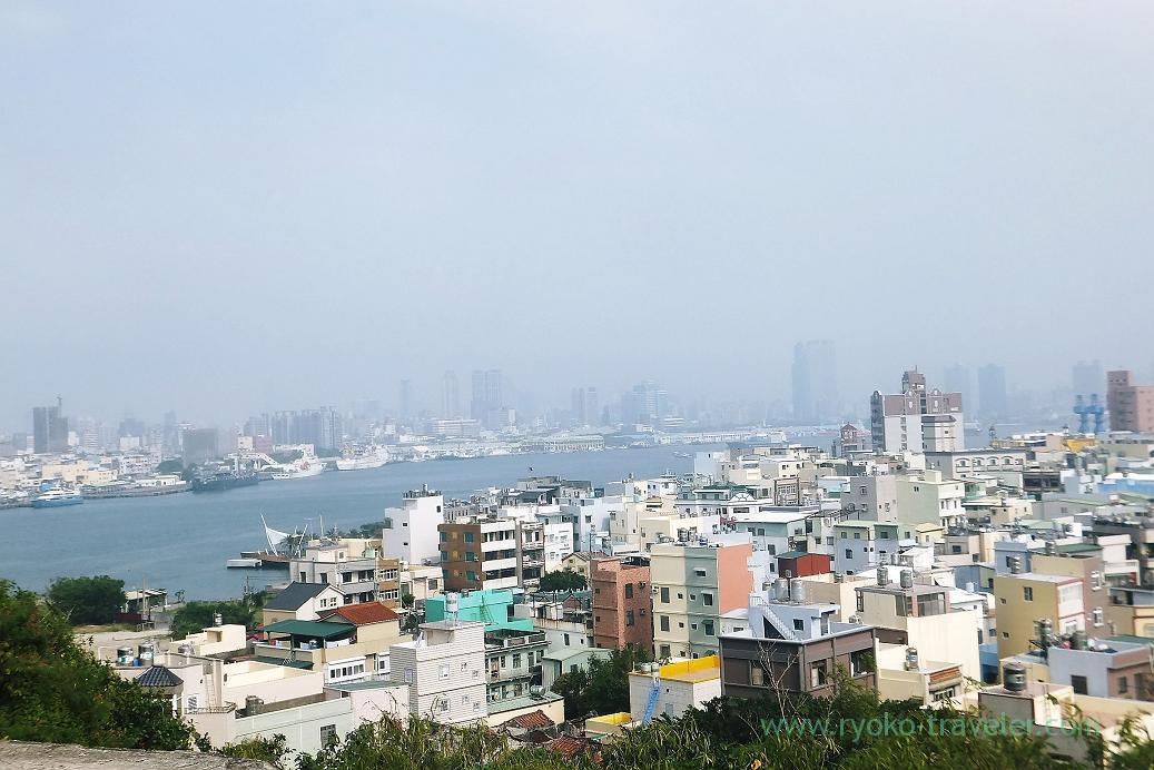 View 1, Remain of battery, Cijin, Kaohsiung, Taiwan Kaohsiung 2015
