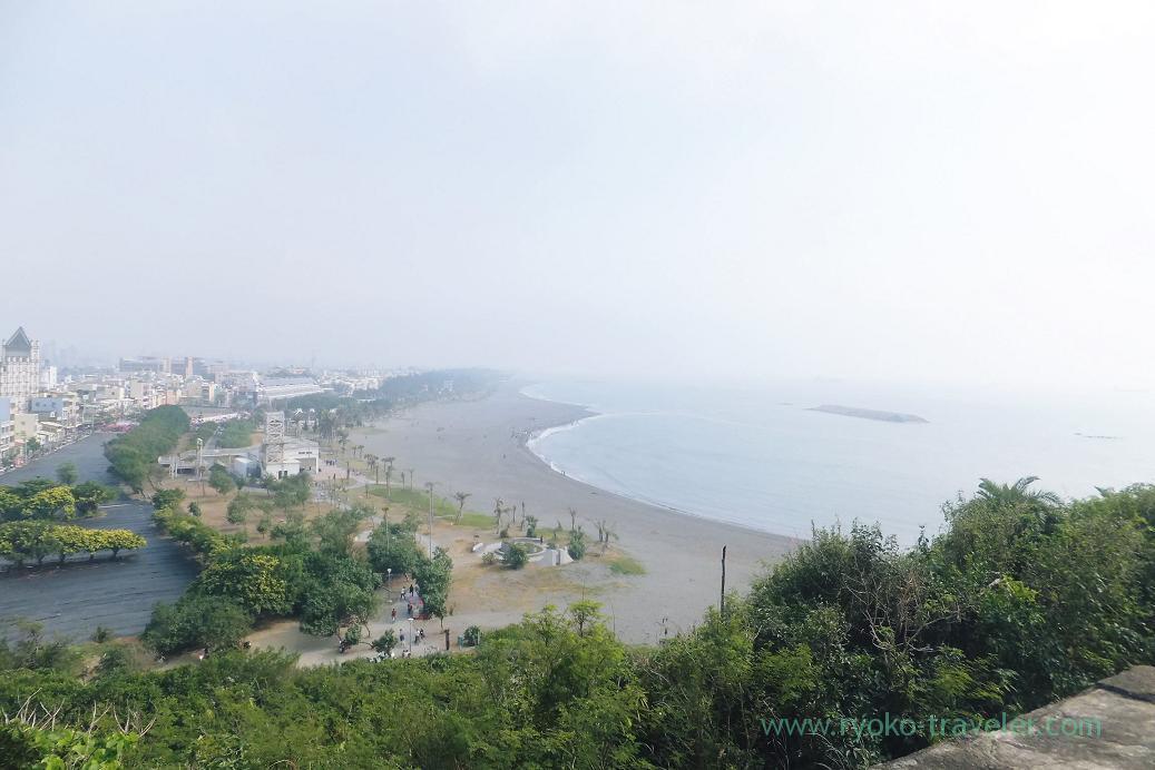 View 2, Remain of battery, Cijin, Kaohsiung, Taiwan Kaohsiung 2015