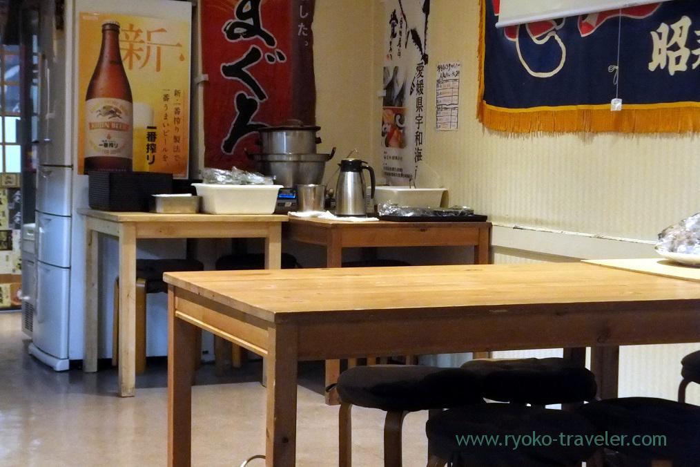 Buffet, Maguro-ichi (Funabashi)