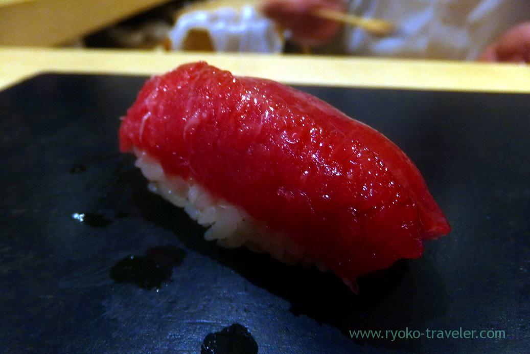 Hagashi, Sushi Hashimoto (Shintomicho)