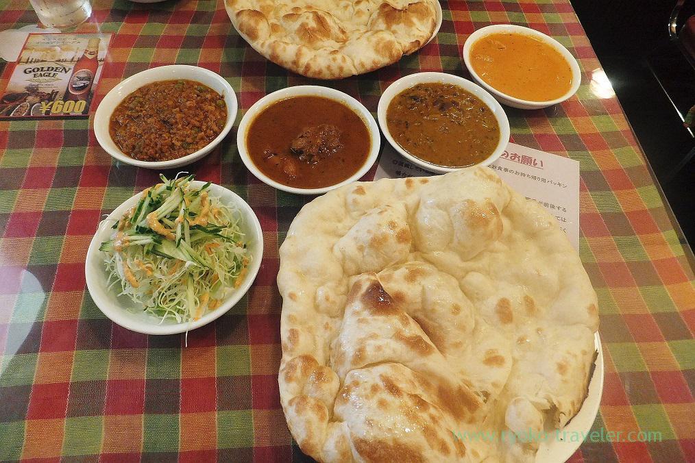 Our whole lunch, Dewan Makuhari branch (Makuhari)