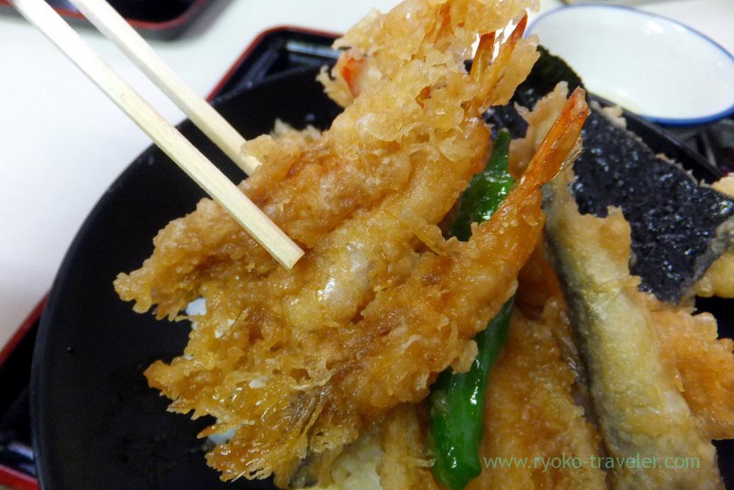 Shiba prawn, Tenfusa (Tsukiji Market)