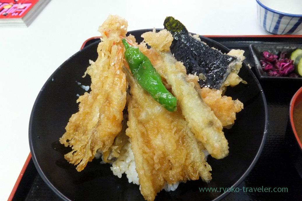 Tendon, Tenfusa (Tsukiji Market)