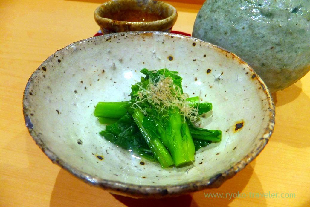 Urui, Sushi Hashimoto (Shintomicho)