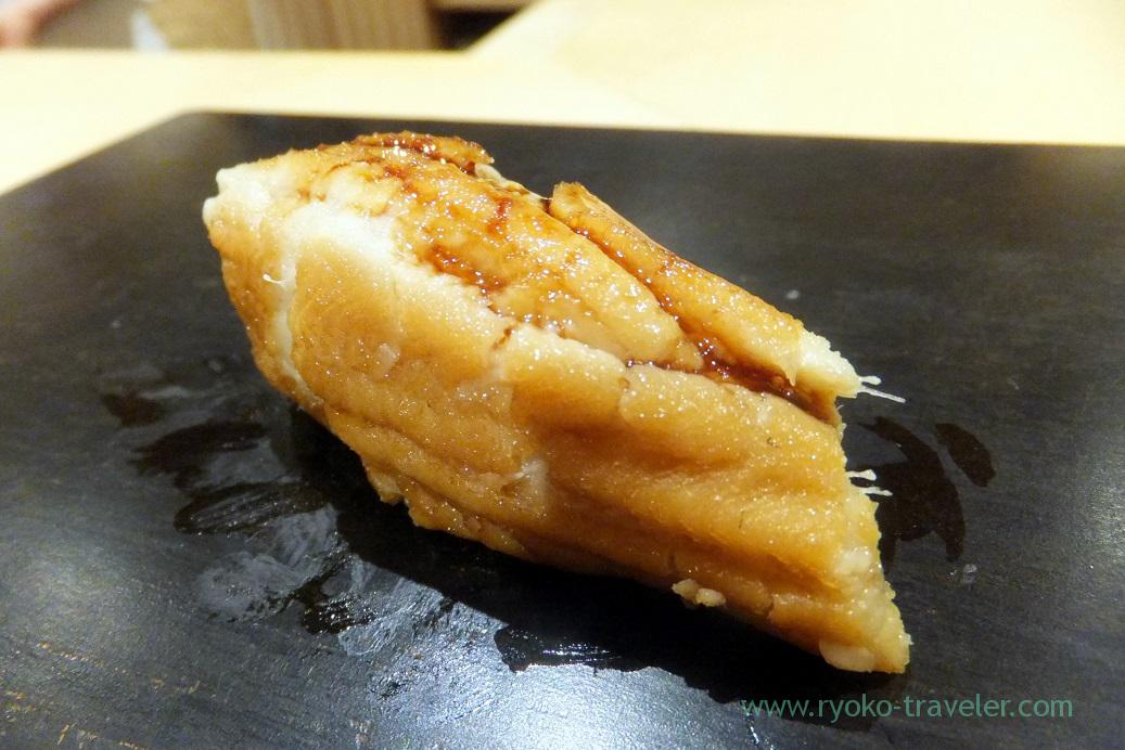 Conger eel, Sushi Hashimoto (Shintomicho)