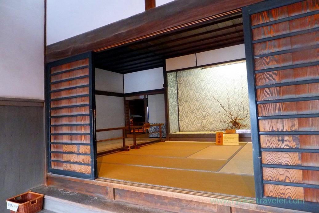 Entrance room, Takayama Jinya, Takayama (Hokuriku&Tokai 2016)