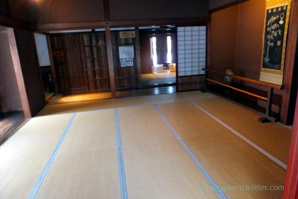 Guest room, Takayama Jinya, Takayama (Hokuriku&Tokai 2016)