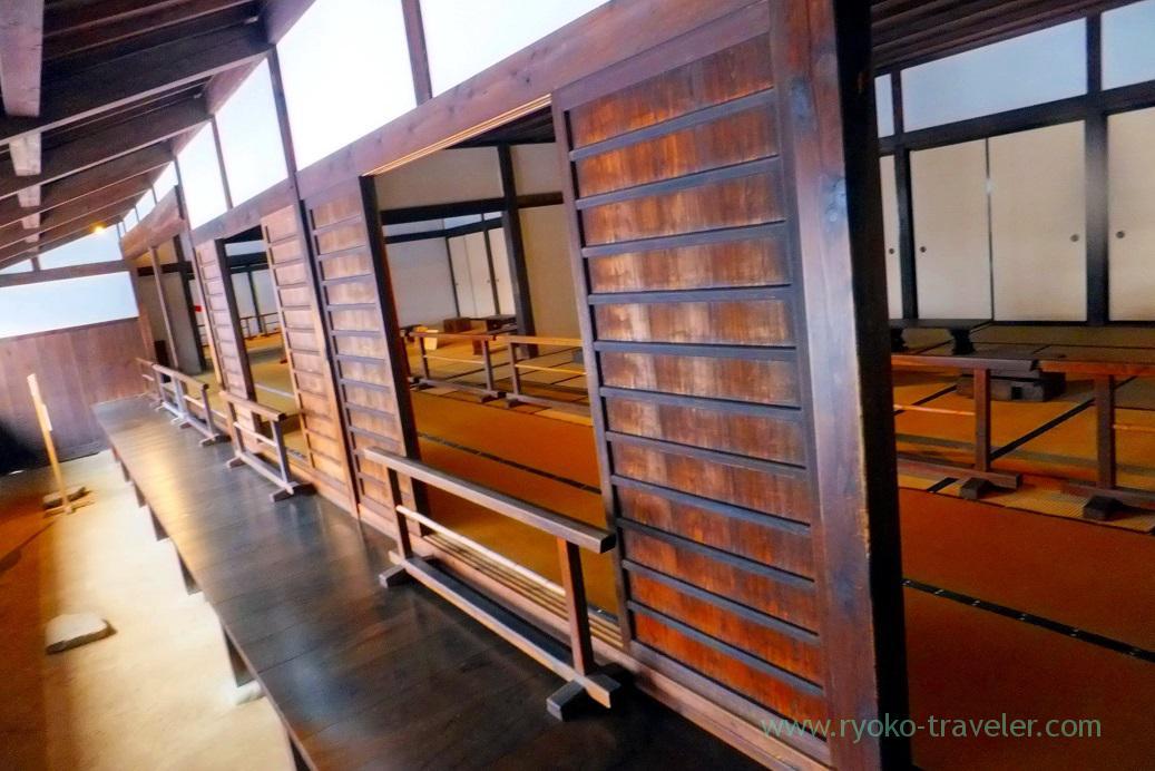 Inside the architecture, Takayama Jinya, Takayama (Hokuriku&Tokai 2016)