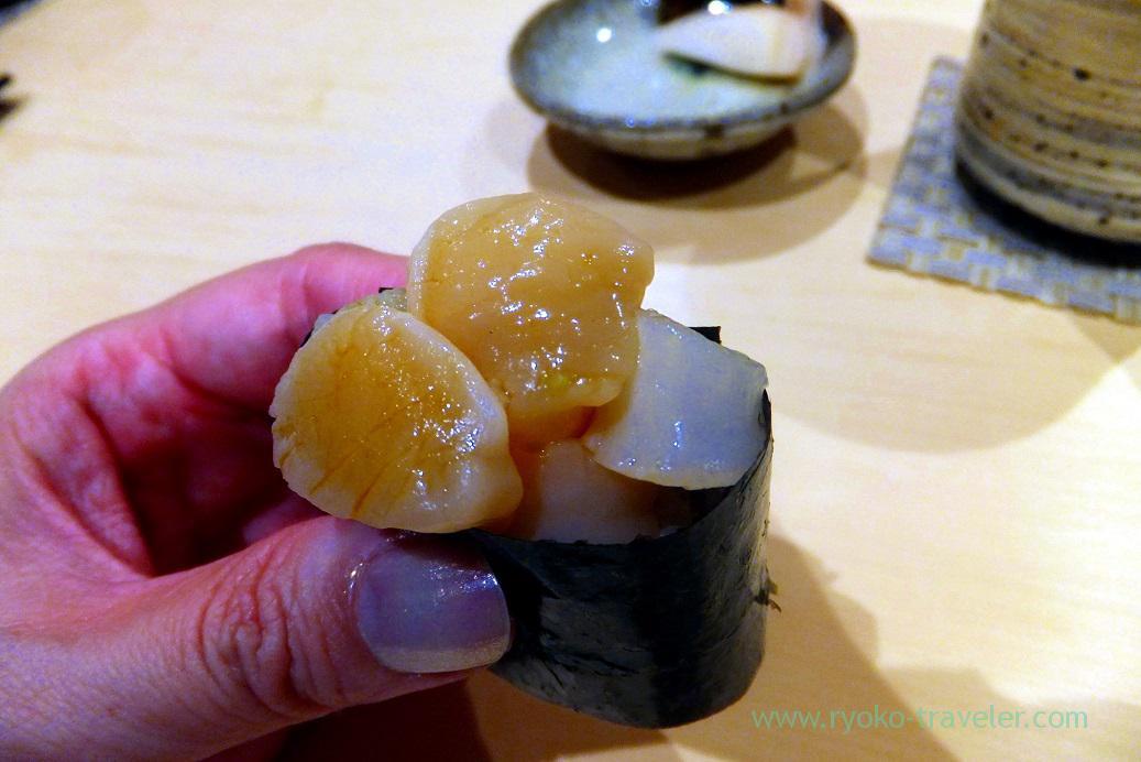 Kobashira, Sushi Hashimoto (Shintomkcho)
