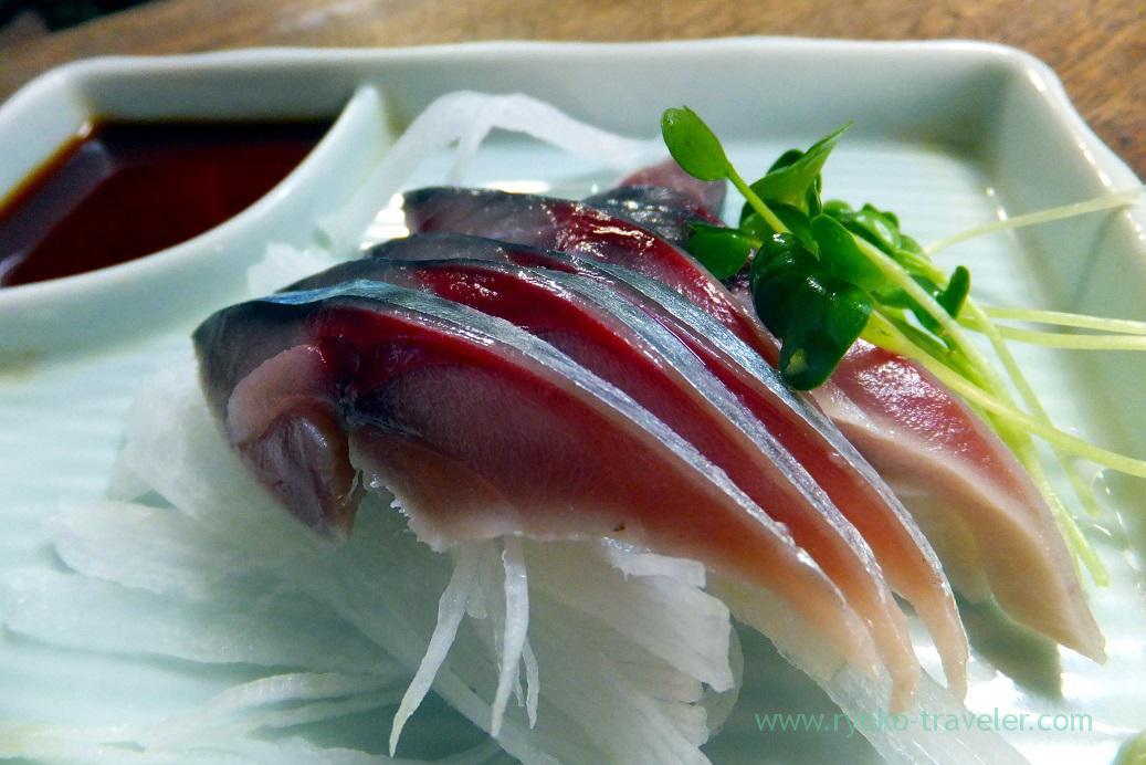 Mackerel, Toyotaya (Hirai)