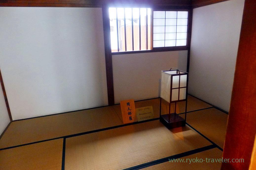 Reception room, Takayama Jinya, Takayama (Hokuriku&Tokai 2016)