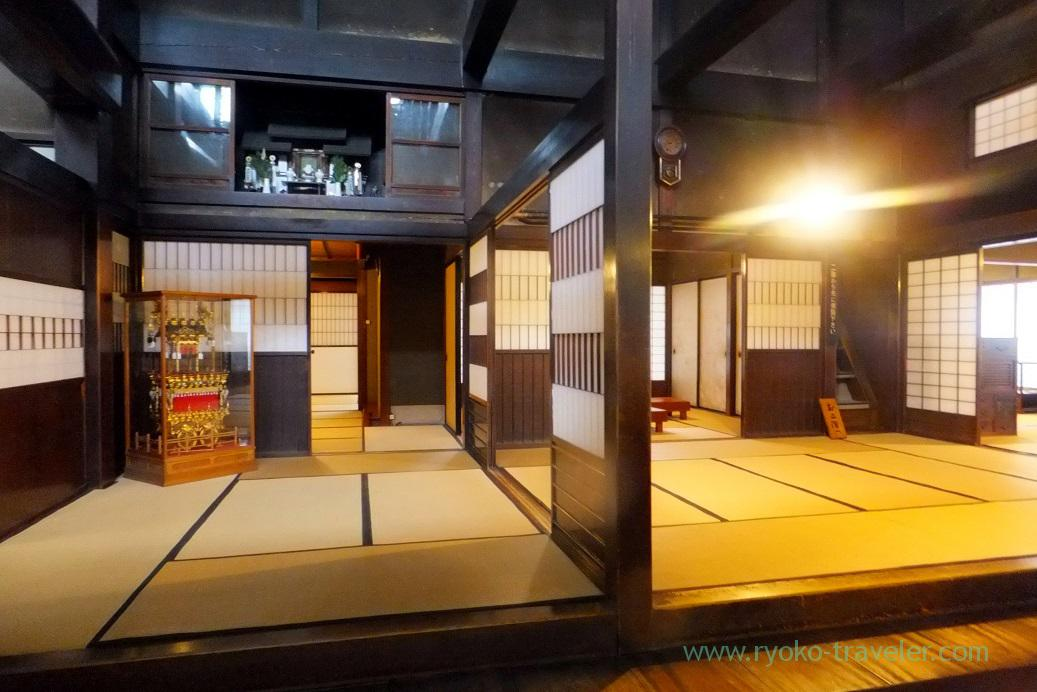 Shop, Kusakabe folk museum, Takayama (Hokuriku&Tokai 2016)