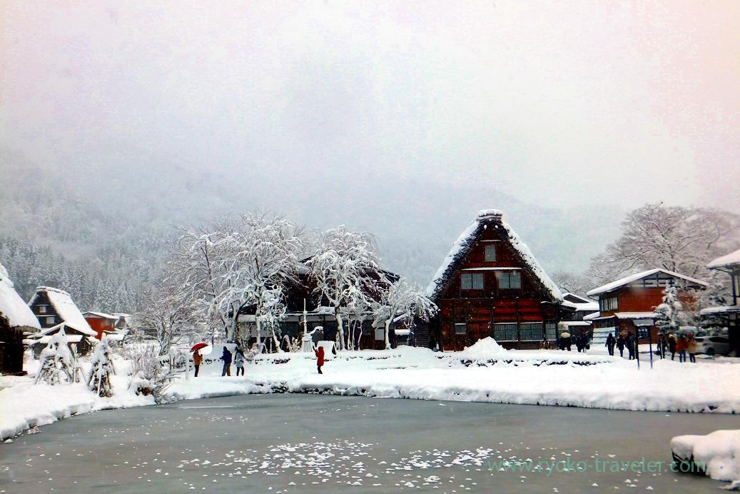 Village 1, Shirakawago (Hokuriku&Tokai 2016)