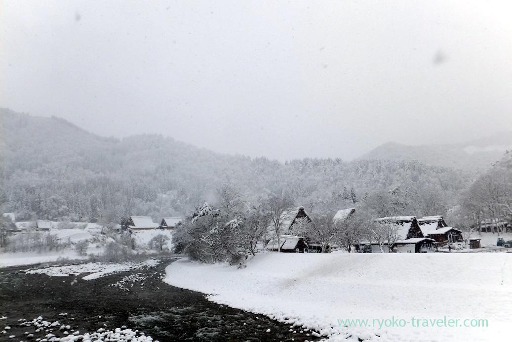 Village 3, Shirakawago (Hokuriku&Tokai 2016)