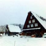 Hokuriku & Tokai 2016 (11/29) : Shirakawa-go in the snow (白川郷合掌集落)
