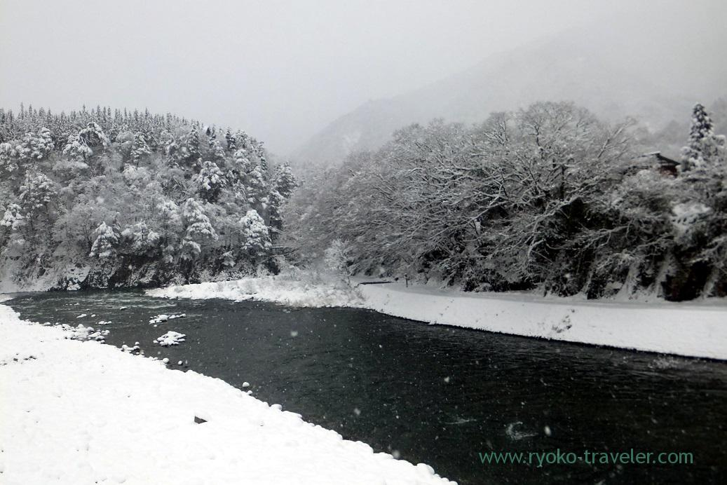 White world, Shirakawago (Hokuriku&Tokai 2016)