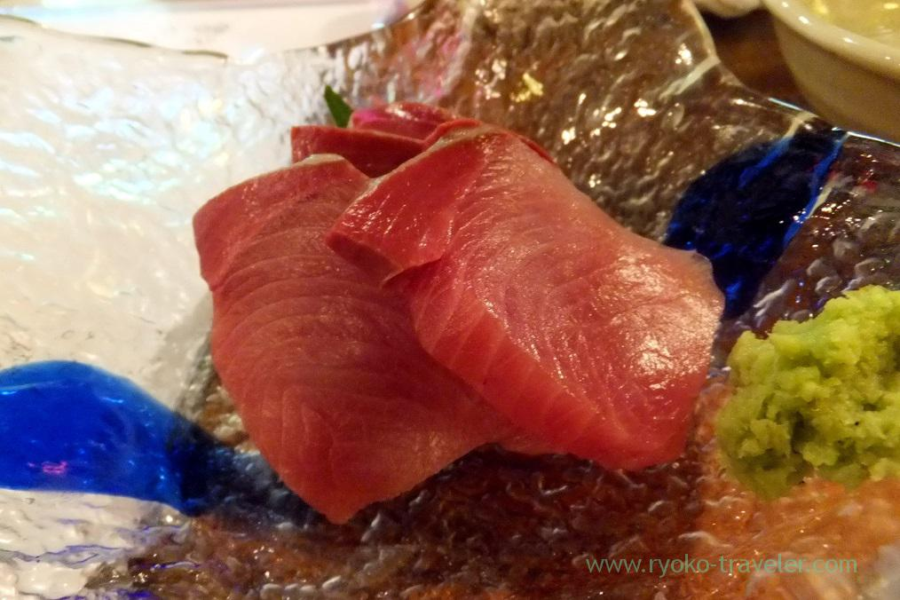 Yellowtail, Kingyoya (Funabashi)