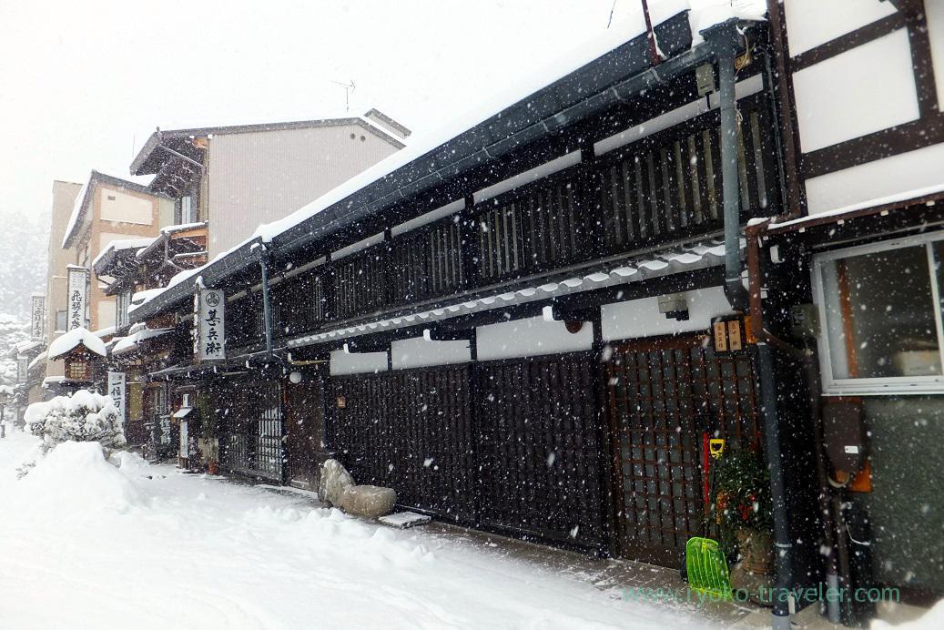 view of town4, Kamisannomachi, Takayama (Hokuriku&Tokai 2016)