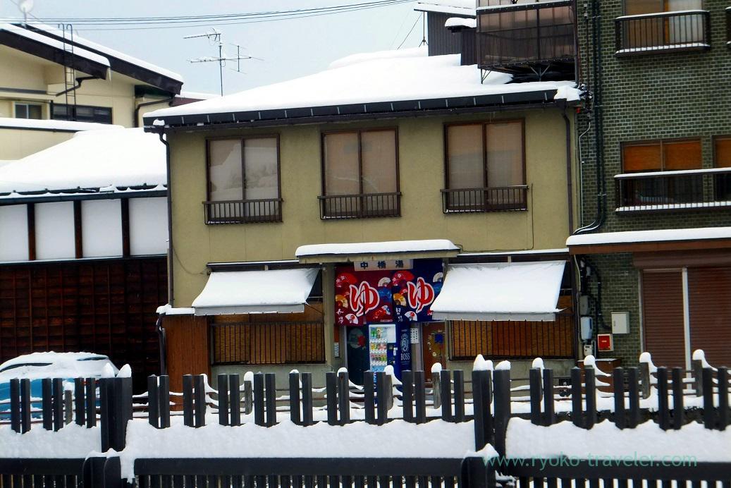 view of town6, Kamisannomachi, Takayama (Hokuriku&Tokai 2016)
