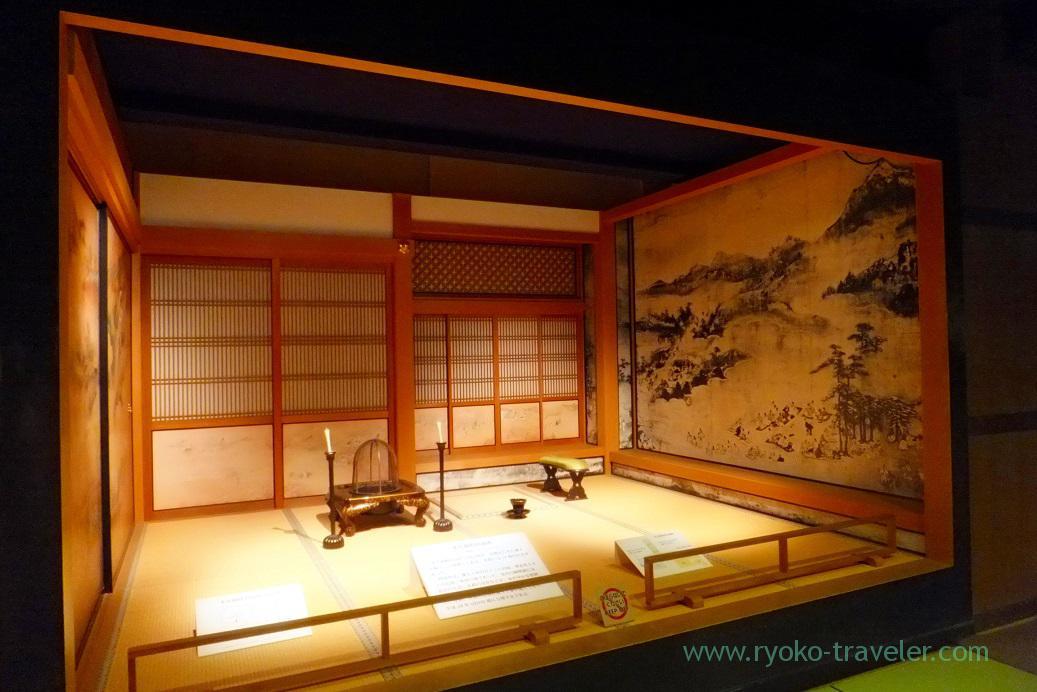 Exhibition, Nagoya castle, Nagoya (Hokuriku&Tokai 2016)