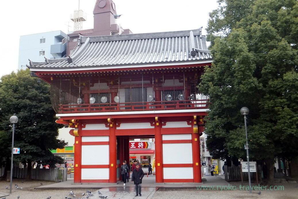 Gate, Ozu kannon (Hokuriku&Tokai 2016)