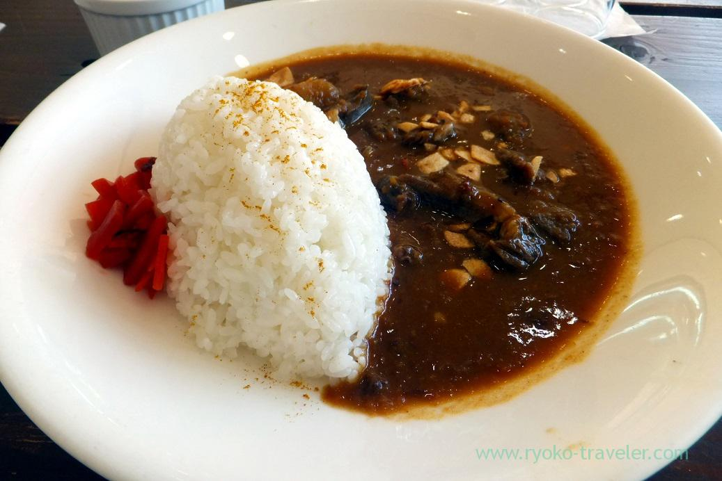 Goat curry, Mangrove park (Amami 2015)