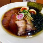 Funabashi : Menya Shono is open in Funabashi Tobu (麺や 匠の)