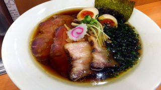 Funabashi : Menya Shono is open in Funabashi Tobu (麺や 匠の)