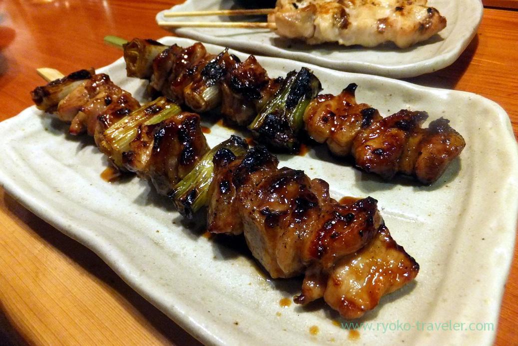 Kizoku-yaki (leg meat), Torikizoku Shin-Tsudanuma branch (Tsudanuma)