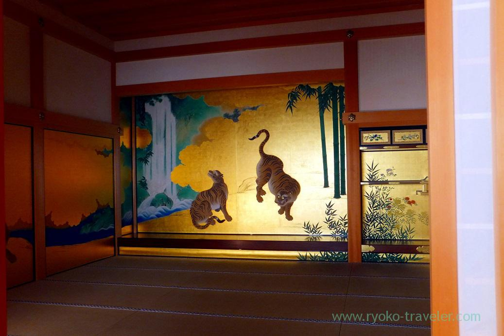 Omote Shoin 3, Nagoya castle, Nagoya (Hokuriku&Tokai 2016)