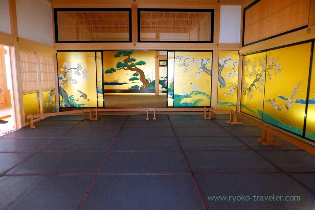 Omote Shoin 4, Nagoya castle, Nagoya (Hokuriku&Tokai 2016)