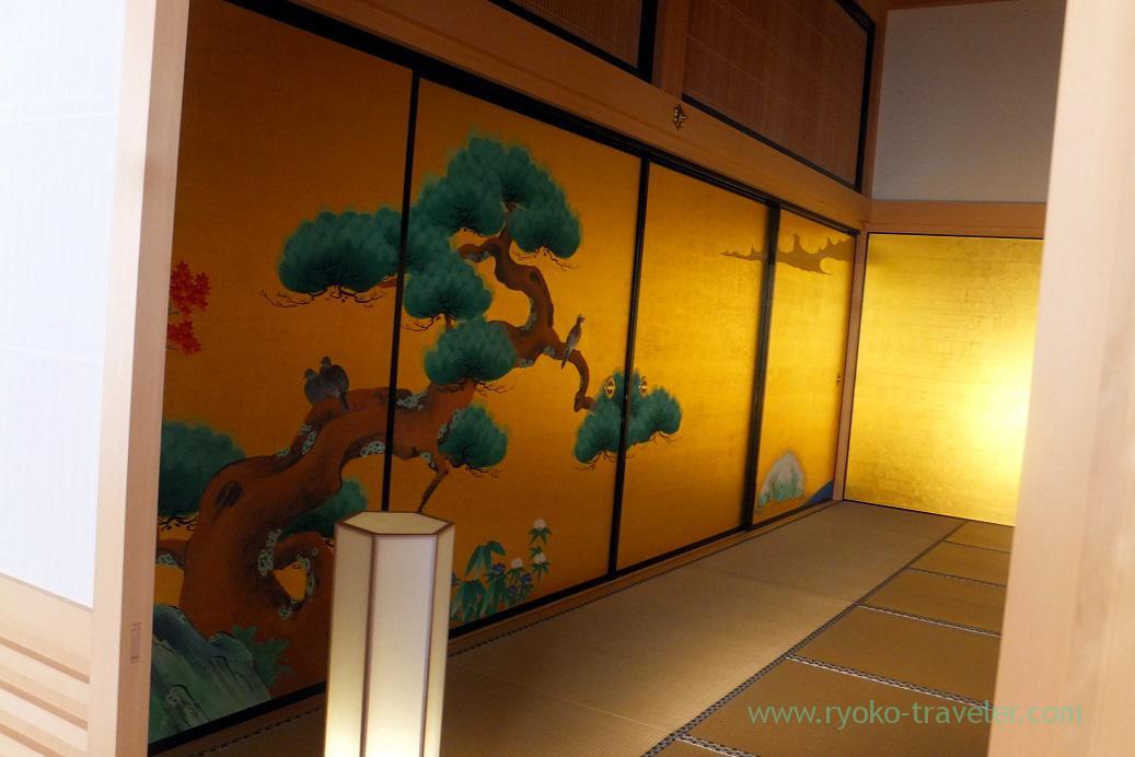 Omote Shoin 5, Nagoya castle, Nagoya (Hokuriku&Tokai 2016)