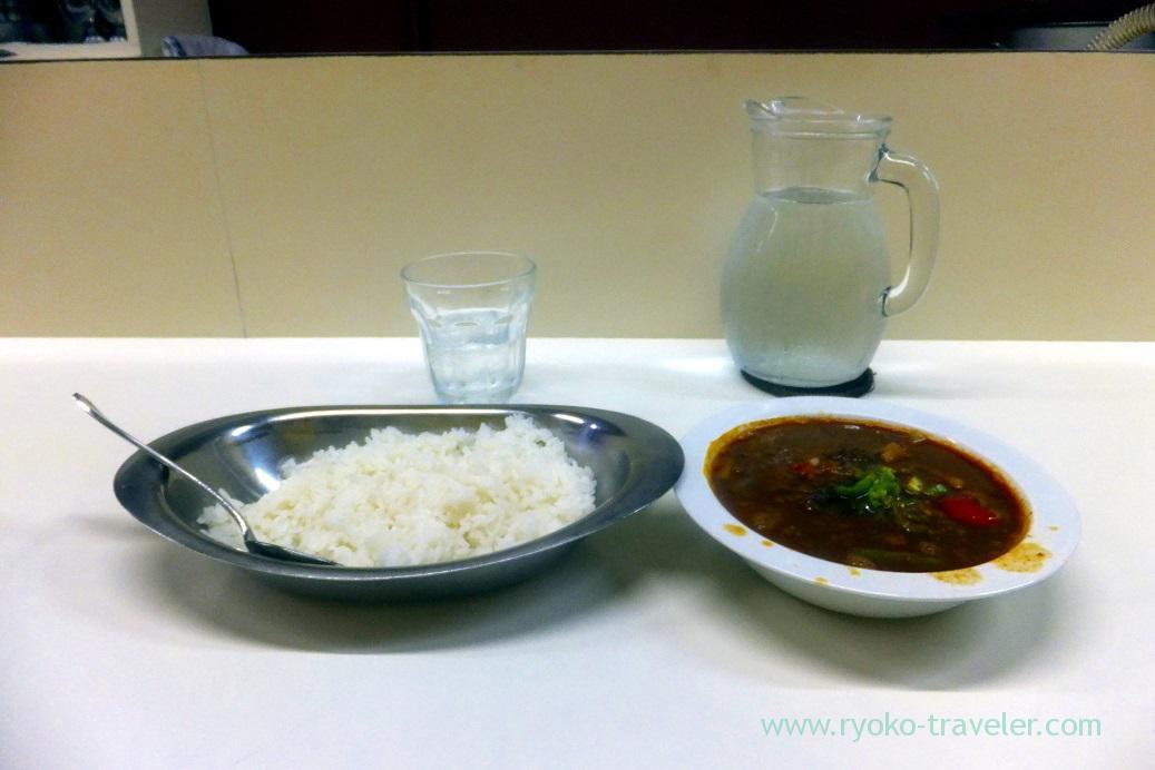 Premium, Curry shop udon (Gotanda)